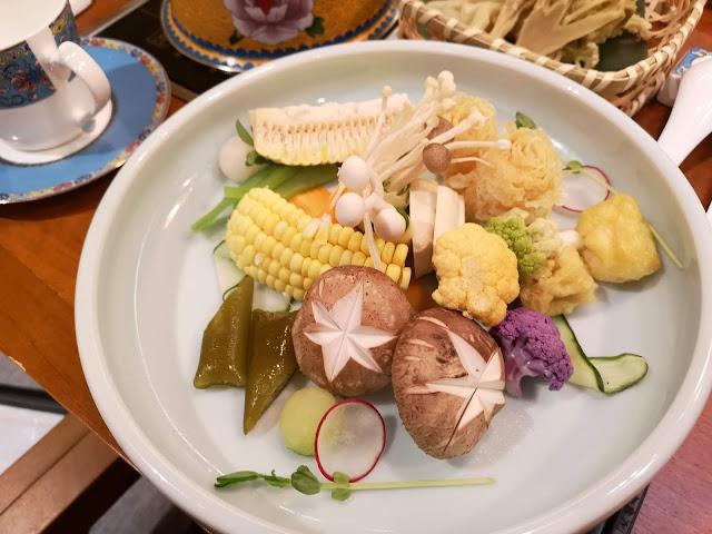 Assortment  of Seasonal  Vegetables