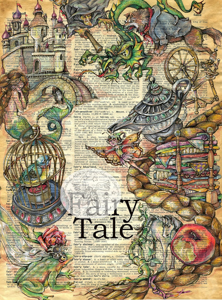 Fairy Tale Art Drawing