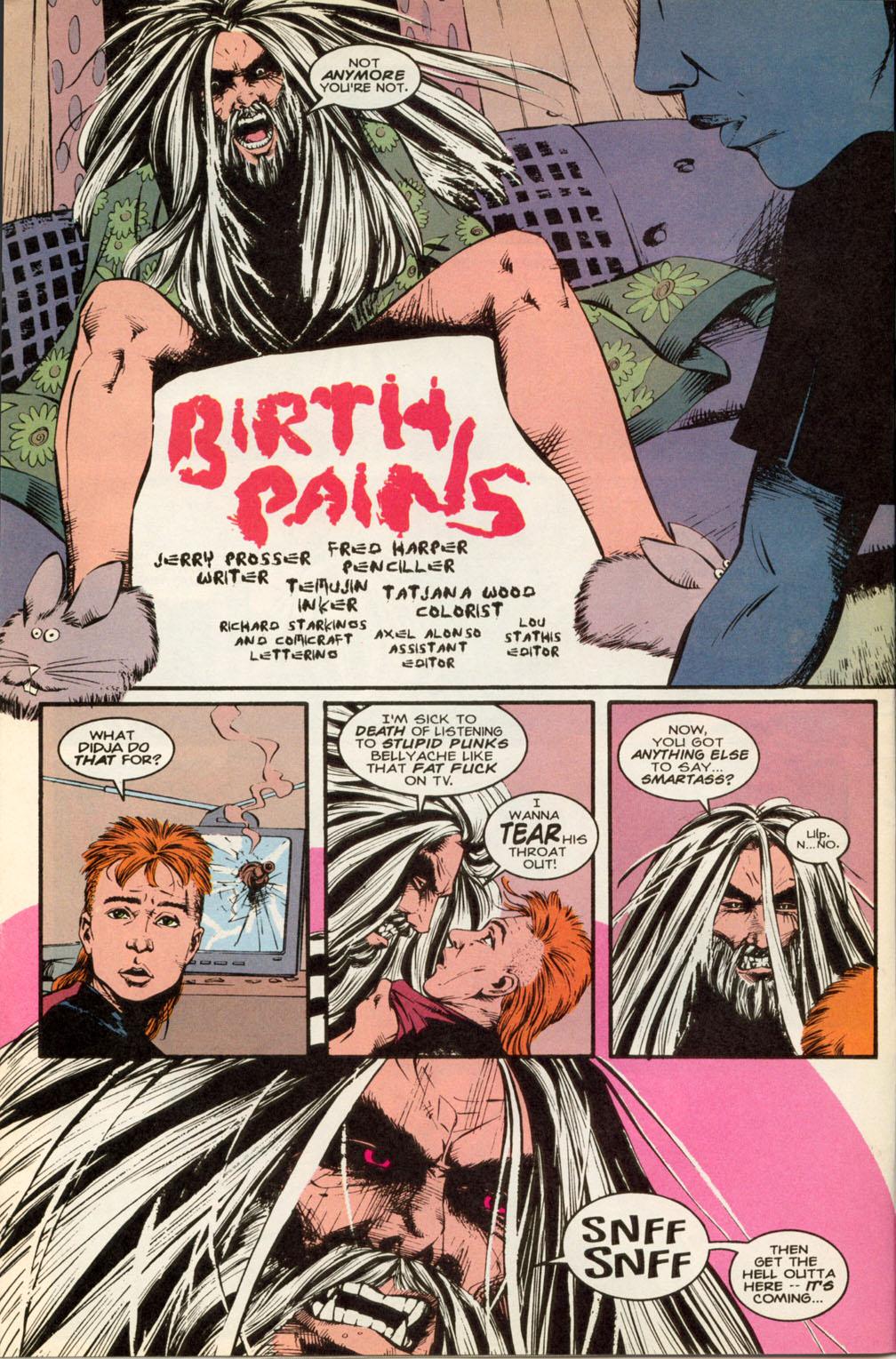 Read online Animal Man (1988) comic -  Issue #88 - 5