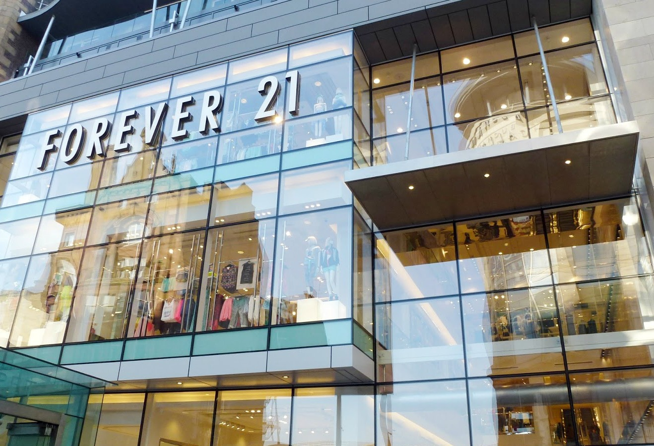 Forever 21 Glasgow