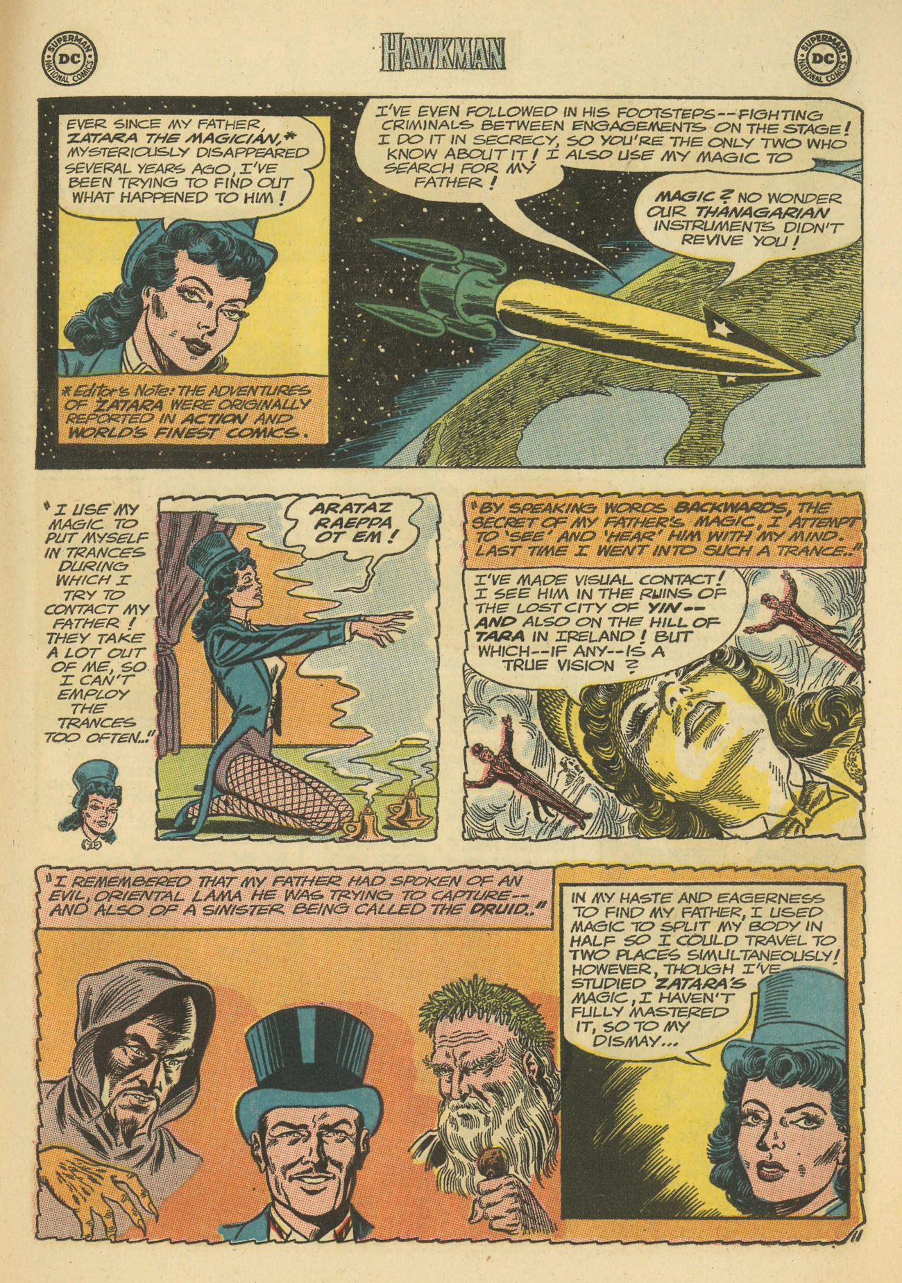 Hawkman (1964) issue 4 - Page 15