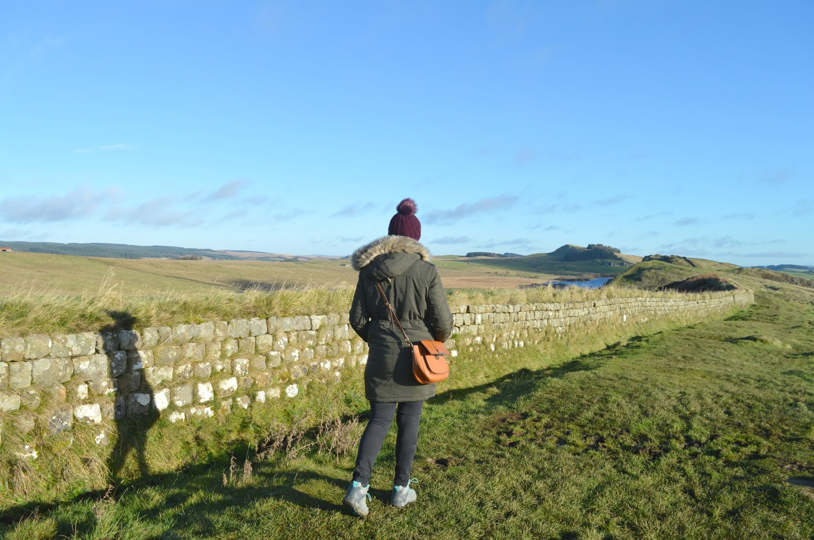 Hadrians Wall Winter Walking