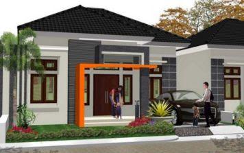 model atap rumah type 36 yang adem