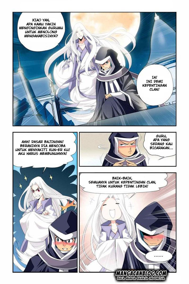 Battle Through Heaven Chapter 17-10