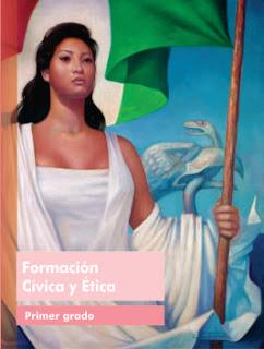 Libro de Texto Formación Cívica y Ética Primer Grado Ciclo Escolar 2016-2017