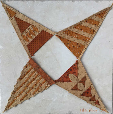 Dear Jane Quilt - Draw 20 TR1, TR13, BR1, BR13 Triangles