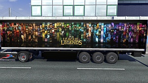 League of Legends standalone trailers