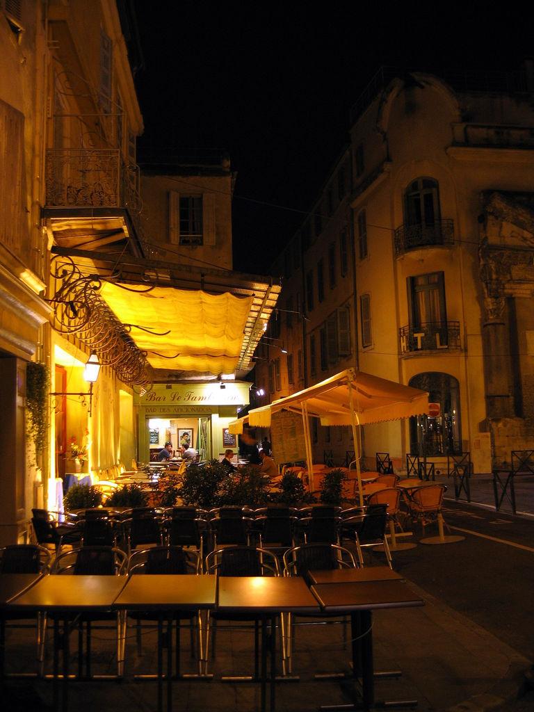 When the Moon Rises: Arles, France & Van Gogh