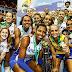 DUODECACAMPEÃO! Diante de grande publico e com grande espetáculo, Rexona Sesc derrota o Vôlei Nestlé e conquista a Superliga 2016 / 2017.