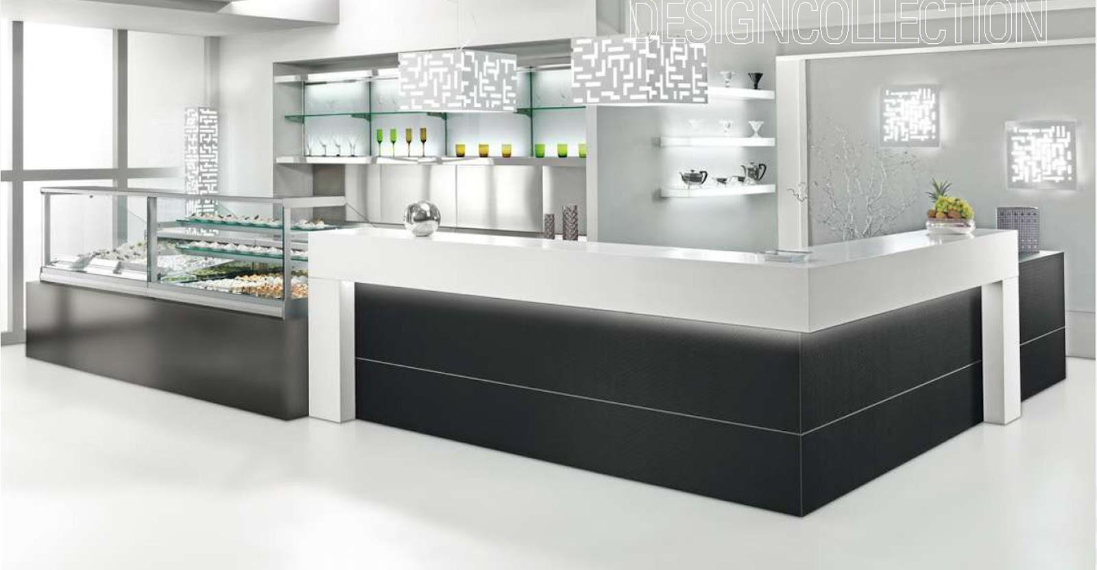 Degart arredamento progettazione bar ristoranti pub a for Arredi bar moderni