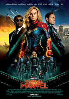 Captain Marvel First Look Poster 6