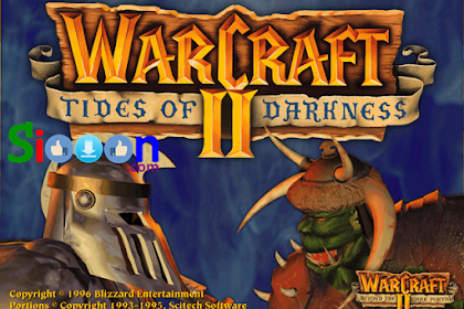 Free Download Game Warcraft II Tides of Darkness for Computer PC or Laptop