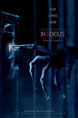Insidious The Last Key New Poster Image 2017