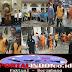 Safari Jumat, Sat Binmas Polres Jakbar Kerja Bakti Di Masjid Jami Atul Khoir Cengkareng