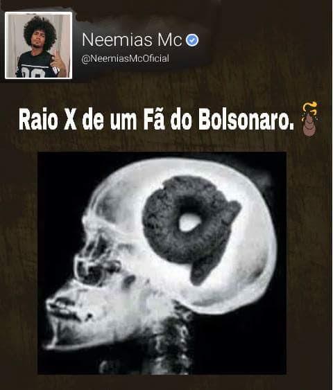 O rapper Neemias Mc, sofre ataques racista de fãs do Bolsonaro