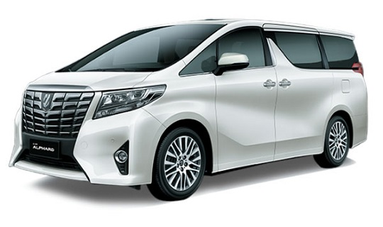Mesin Toyota All New Alphard Tahun 2017