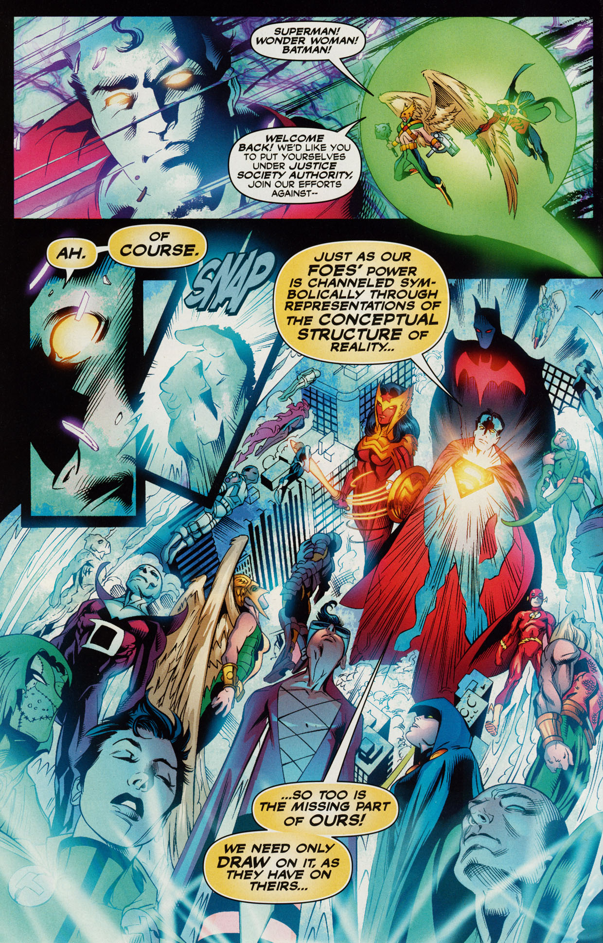 Read online Trinity (2008) comic -  Issue #40 - 14