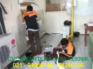 Service AC selama 24 Jam Area Bekasi