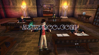 Game PCSX2 Harry Potter And The Chamber Of Secret PS2 Ukuran Kecil For Android