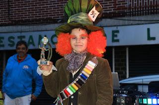 Concurso de carnaval en Llano