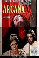 Arcana 1972 Giulio Questi