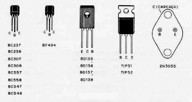como identificar e provar alguns componentes eletr u00f4nicos