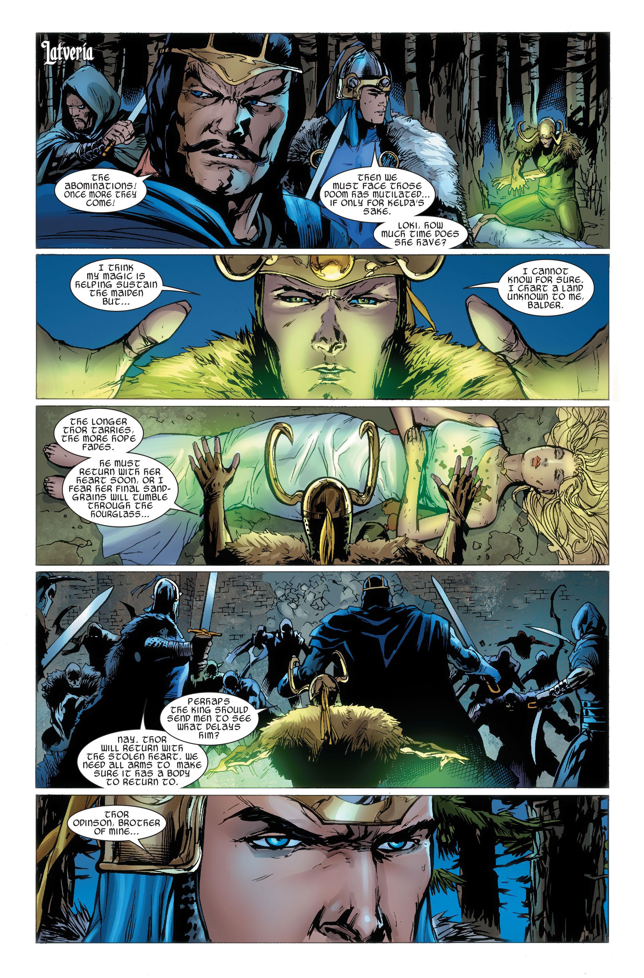Thor (2007) Issue #606 #19 - English 3