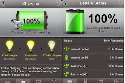 Cara menghemat baterai smartphone Android hingga 50 %