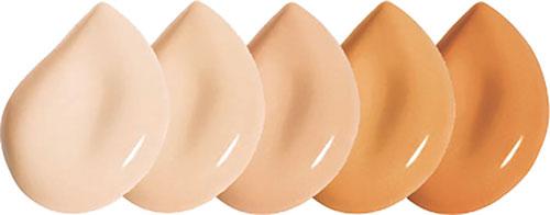 tonos de bases en maquillaje