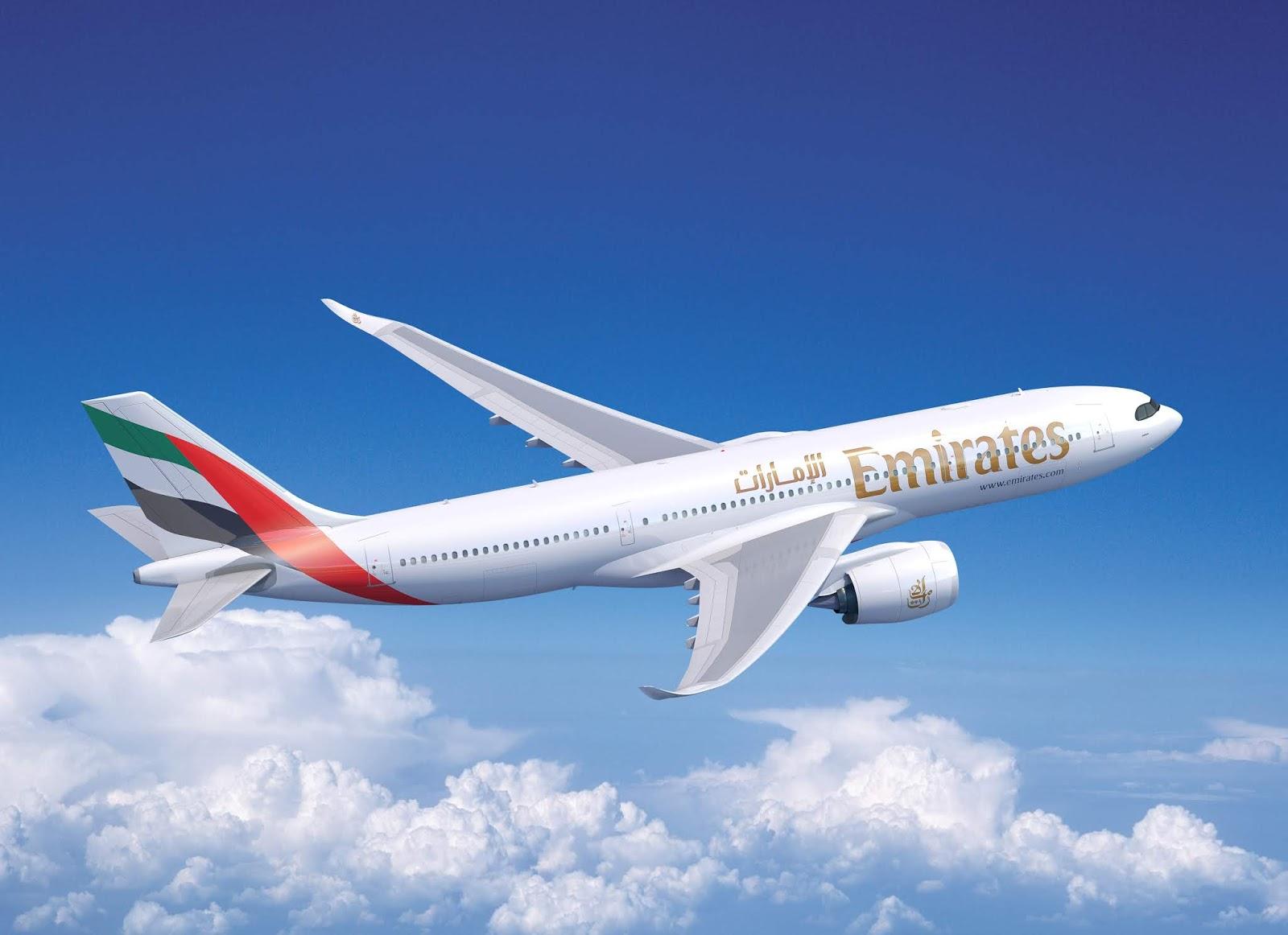 Emirates oficializa os acordos pendentes com o A380 e encomenda o A330neo e o A350 | É MAIS QUE VOAR