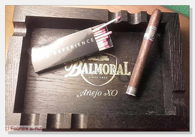 Balmoral Añejo XO