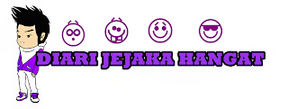 old header of diary jejaka hangat yang super awesome