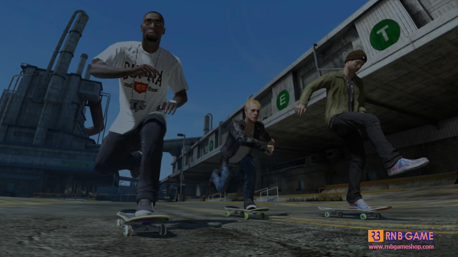 Skate 3 PS3 PKG Terbaru - Download Game PKG PS3