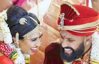 Tamil Hindu wedding | London | Shamala weds Kajan