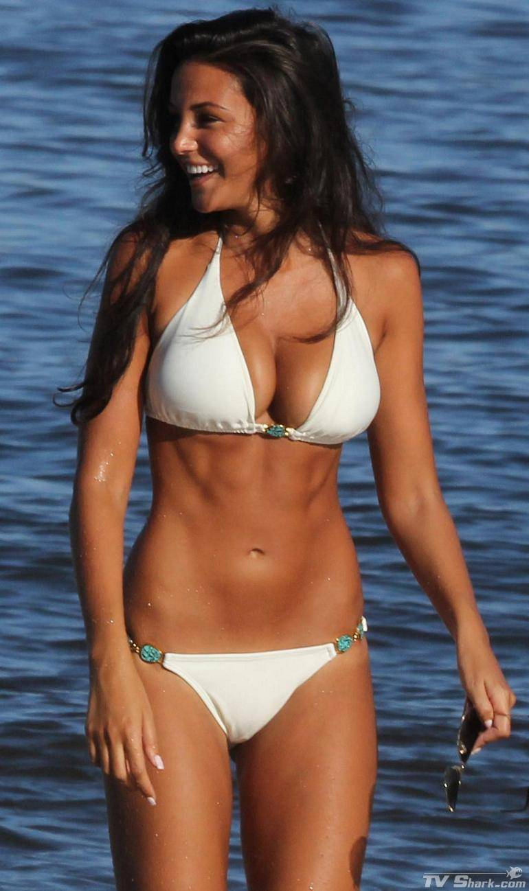 A Look at Stunningly Gorgeous Actress Michelle Keegan