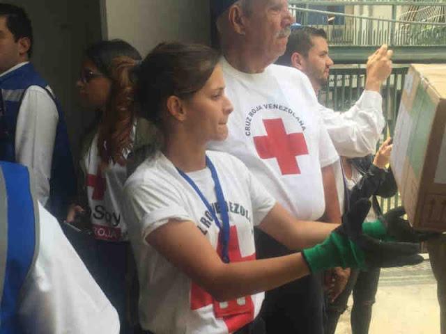 Palang Merah Kirimkan Bantuan Kemanusiaan ke Venezuela