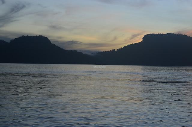 misty mountain Talaip Homestay, Raja Ampat +jelajahkeluargasuwanto