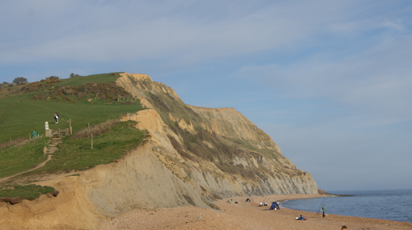 Golden Gap Jurassic Coast