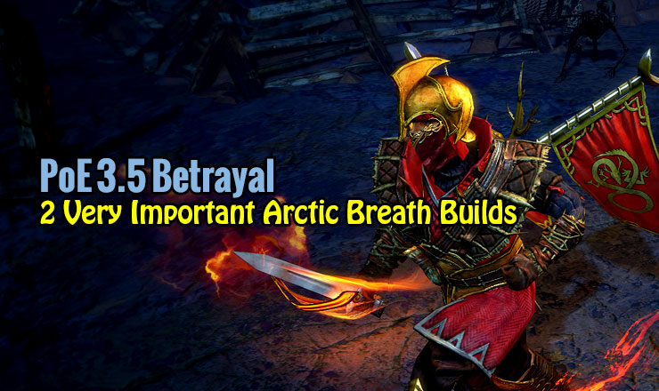 poe 3 5 betrayal 2 very important arctic breath builds. Black Bedroom Furniture Sets. Home Design Ideas