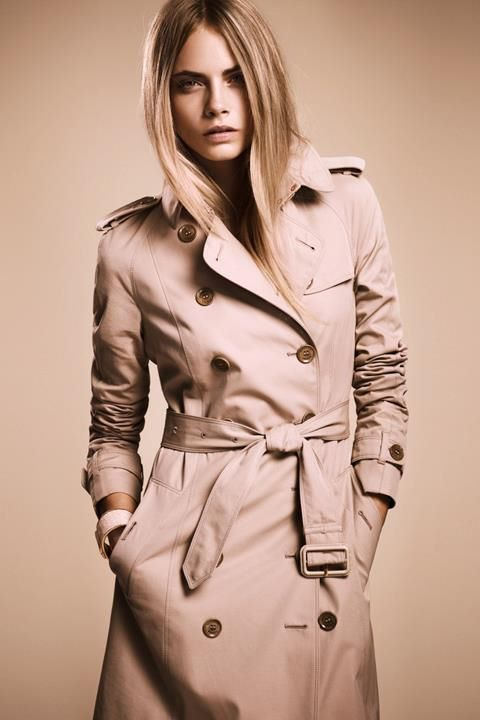 Hottest Fashion Style The Burberry Nude Collection 2012