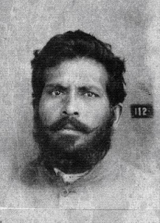 George Gleeson, hanged in Boggo Road Gaol in 1892 (Queensland State Archives)