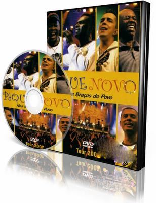 DVD Pique Novo - Nos Braços do Povo (2007)