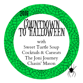 Sweet Turtle Soup - Countdown to Halloween