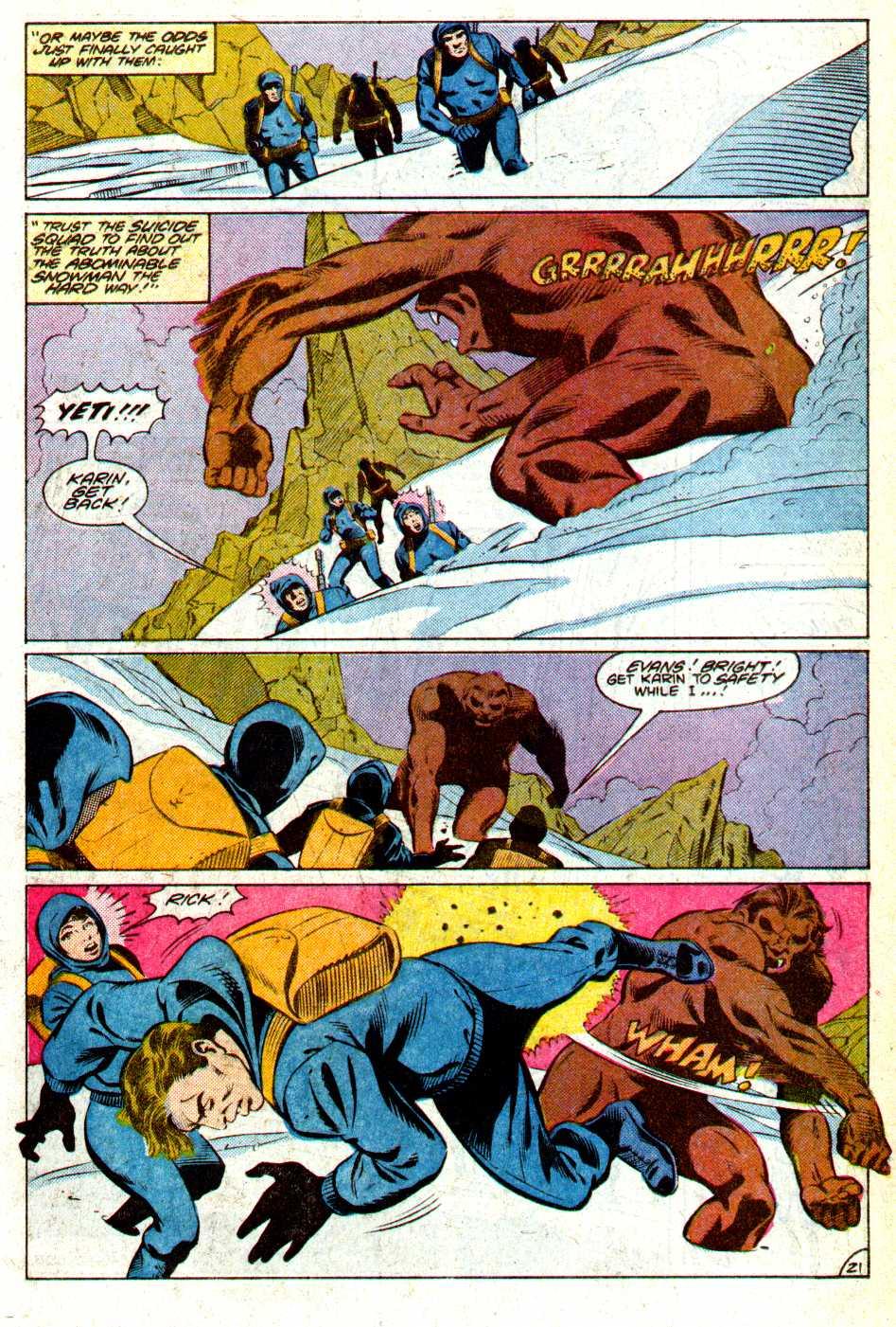 Read online Secret Origins (1986) comic -  Issue #14 - 24