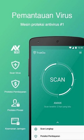 Antivirus & Mobile Security by Trust Go