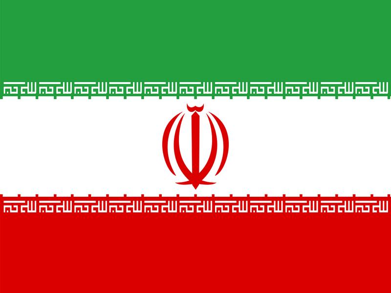 bandera mitad roja y mitad blanca