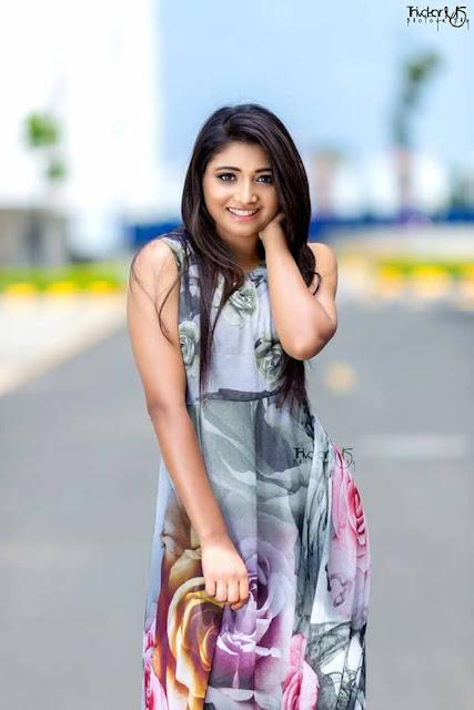 Actress Adhiti Menon Latest Photoshoot