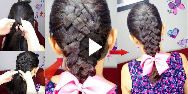 Imágenes de peinados con trenzas de 5 gajos - Peinados Con Trenzas De 5 Gajos