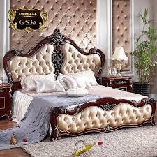 giường ngủ tân cổ điển độ bền cao