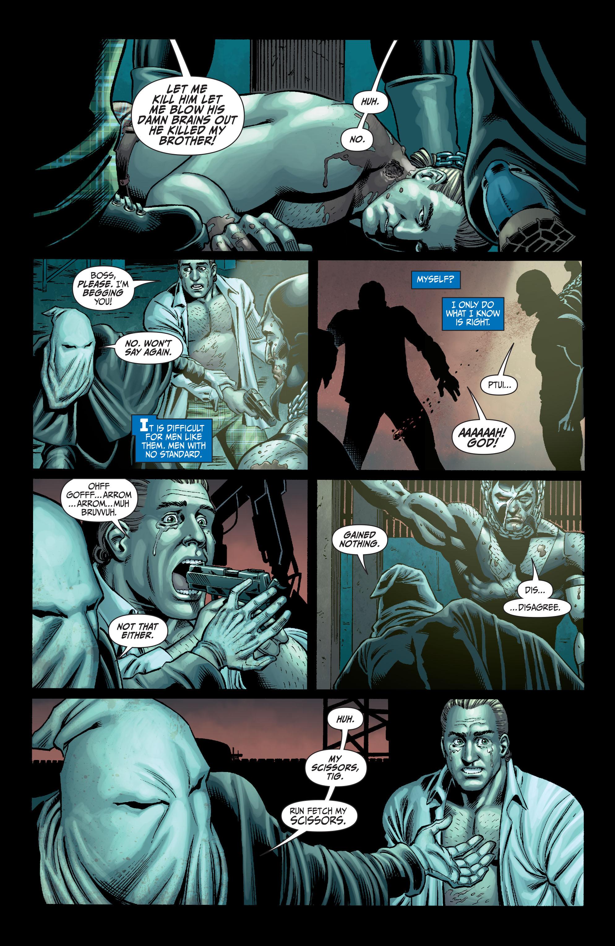 Read online Secret Six (2008) comic -  Issue #5 - 15